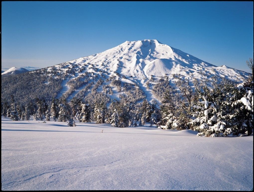 Mt. Bachelor (Summer)