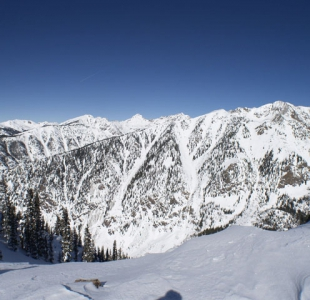 Part of the Gore Range