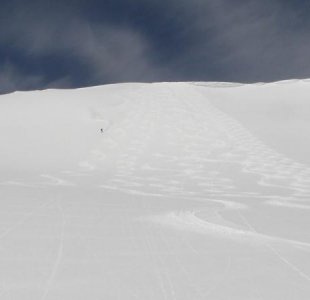 Jay laying it out on Red Lady Bowl