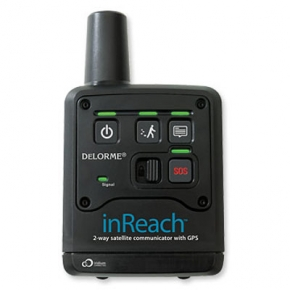DELORME InReach for IOS and Android